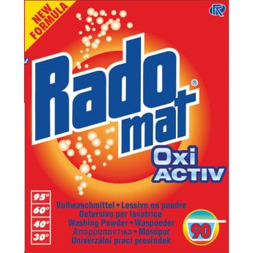 Radomat Vollwaschmittel OXI aktiv