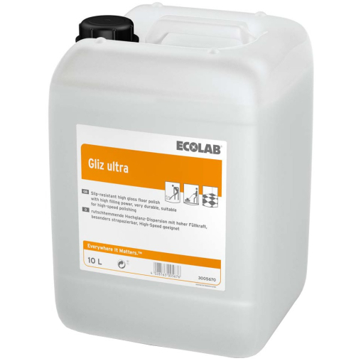 ECOLAB Gliz ultra® Hochglanz-Dispersion