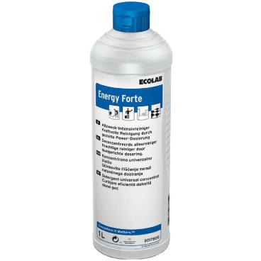 ECOLAB Energy-Forte® Allzweckreiniger 1000 ml - Flasche (1 Karton = 12 Flaschen)