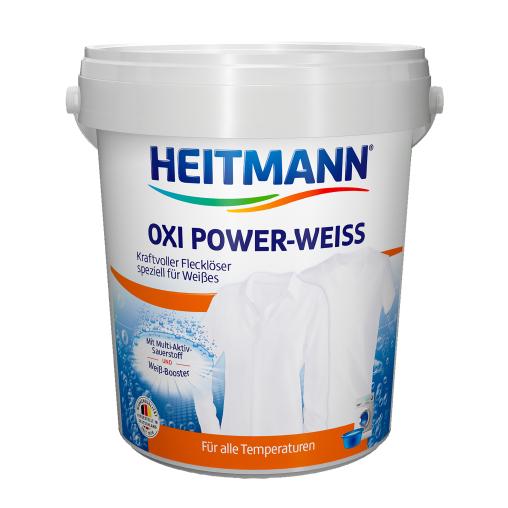 HEITMANN Oxi Power Weiß