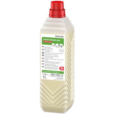 ECOLAB Satiné brillant plus® Seifenreiniger 1000 ml - Nachfüllpack (1 Karton = 6 Stück)