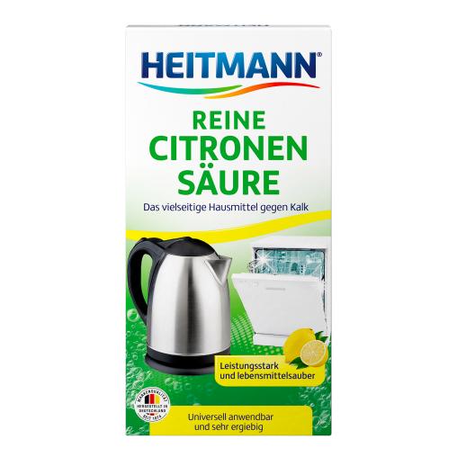 HEITMANN Reine Citronensäure Entkalker