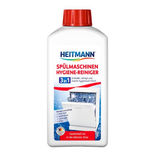 HEITMANN Spülmaschinen-Hygiene-Reiniger