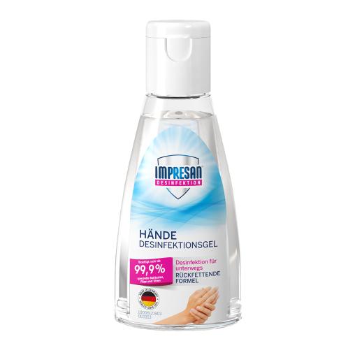 IMPRESAN Händedesinfektionsgel