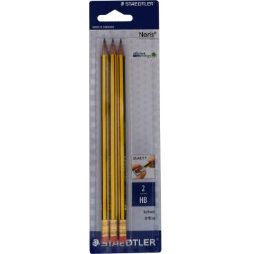 Staedtler Noris® Bleistift mit Radierertip