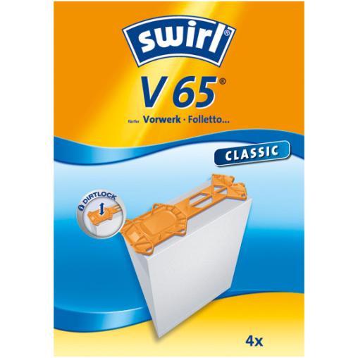 Swirl V 65 Staubsaugerbeutel Classic