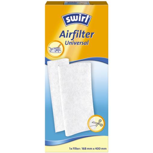 Swirl® Airfilter universal