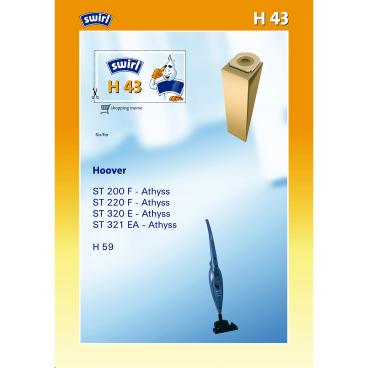 Swirl H 43 für Hoover H 43