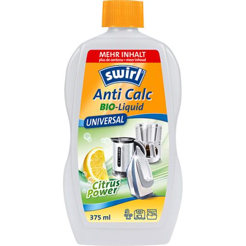 Swirl® Anti Calc Bio-Liquid Universalentkalker