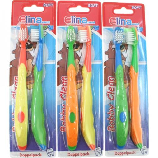 ELINA med kids Kinder Zahnbürste