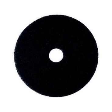 3M Scotch-Brite™ Superpad, Ø 330 mm 1 Karton = 5 Pads, Farbe: schwarz