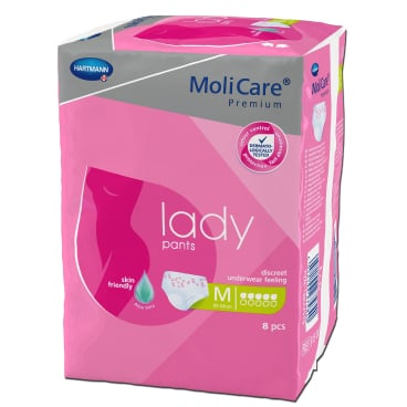 MoliCare® Premium lady pants Inkontinenzslips, 5 Tropfen