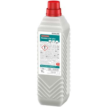 ECOLAB Neomax star plus Automatenreiniger 1000 ml - Öko-Nachfüllpack (1 Karton = 6 Stück)