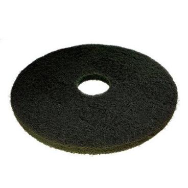 3M Scotch-Brite™ Superpad, Ø 355 mm 1 Karton = 5 Pads, Farbe: grün