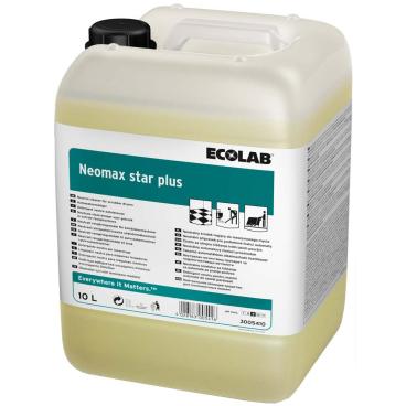 ECOLAB Neomax star plus Automatenreiniger 10 l - Kanister