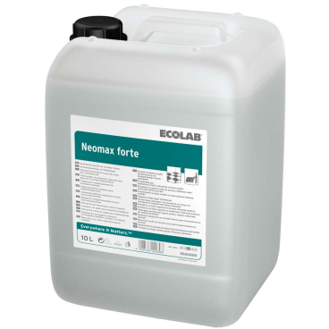 ECOLAB Neomax® forte Automatenreiniger 10 l - Kanister