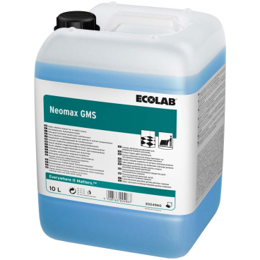 ECOLAB Neomax GMS Automatenreiniger 10 l - Kanister
