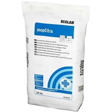 ECOLAB mopEltra Spezialwaschmittel 20 kg - Sack