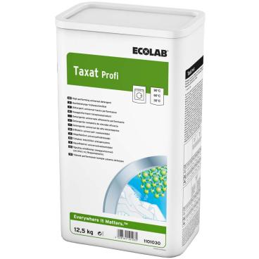 ECOLAB Taxat Profi Vollwaschmittel 12,5 kg - Trommel