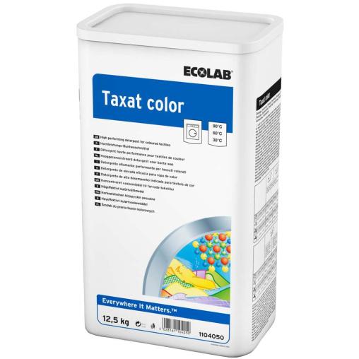 ECOLAB Taxat Color Buntwaschmittel