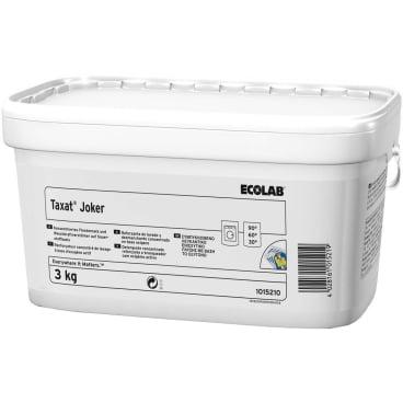 ECOLAB Taxat Joker Fleckensalz 3 kg - Eimer
