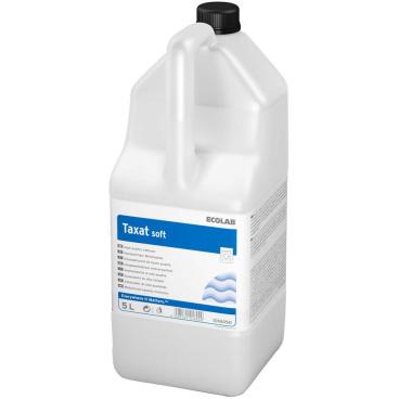 ECOLAB Taxat soft Weichspüler 5 l - Kanister (1 Karton = 4 Kanister)