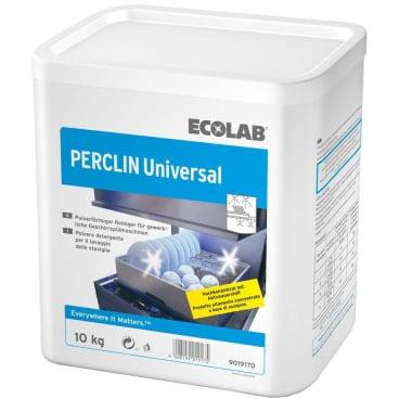 ECOLAB Perclin Universal Maschinenspülmittel 10 kg - Trommel