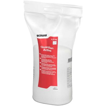 ECOLAB Guardian Active Geschirrreiniger 4,3 kg - Beutel (1 Karton = 4 Beutel)