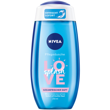 NIVEA Love Splash Pflegedusche