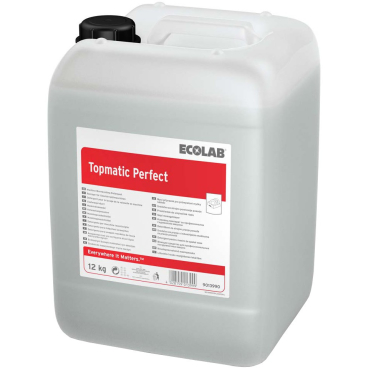 ECOLAB Topmatic Perfect Spülmittel 12 kg - Kanister