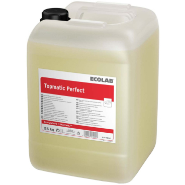 ECOLAB Topmatic Perfect Spülmittel 25 kg - Kanister