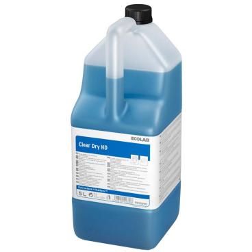 ECOLAB Clear Dry HD Klarspülmittel 1 Karton = 2 Kanister à 5 l
