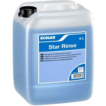 ECOLAB Star Rinse Maschinenspülmittel 6 l - Kanister