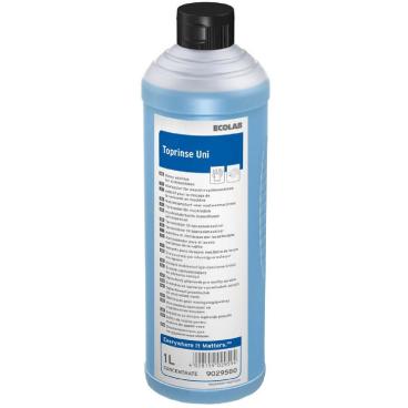 ECOLAB Toprinse Uni Klarspüler 1000 ml - Flasche (1 Karton = 4 Flaschen)