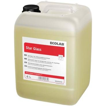 ECOLAB Star Glass Maschinenspülmittel 6 l - Kanister