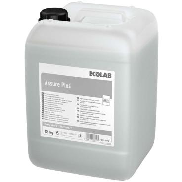 ECOLAB Assure Plus (flüssig) Besteckreiniger 12 kg - Kanister