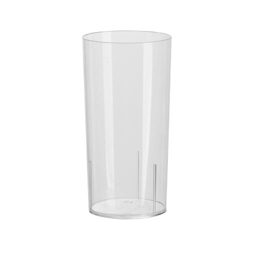DUNI Longdrinkglas, gerade