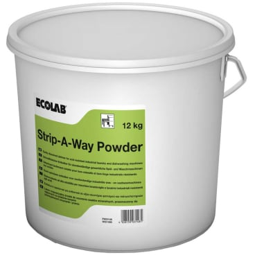 ECOLAB Strip-A-Way Powder Entkalker 12 kg - Eimer