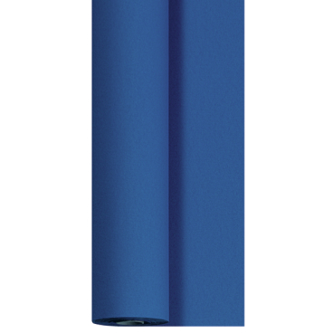 DUNI Dunicel Joy Tischdecke, 1,18 x 10 m 1 Karton = 6 Rollen, dunkelblau