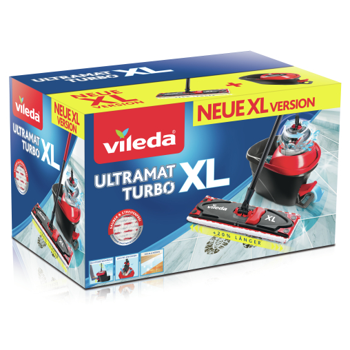 Vileda UltraMat XL Set Box