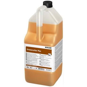 ECOLAB Greasecutter Plus Fettlöser 5 l - Kanister (1 Karton = 4 Kanister)