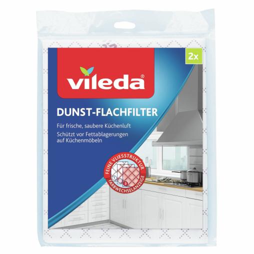 Vileda Dunst-Flachfilter