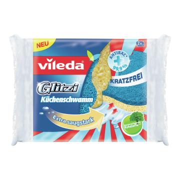 Vileda Glitzi Küchenschwamm, kratzfrei