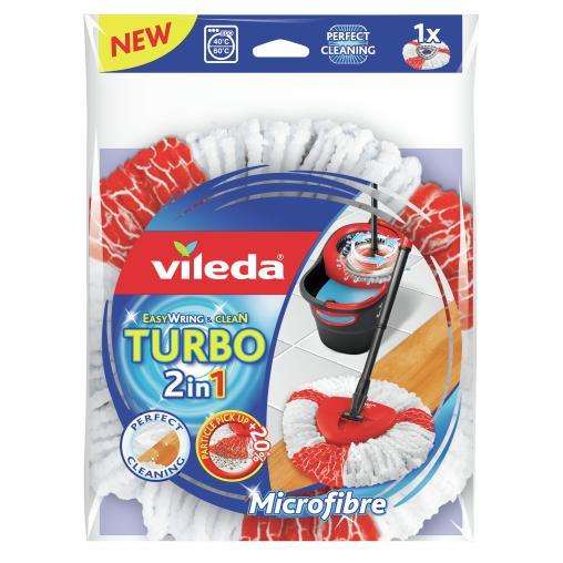 Vileda Turbo 2in1 EasyWring & Clean Ersatzkopf