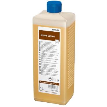 ECOLAB Grease Express Grillreiniger 1000 ml - Flasche (1 Karton = 4 Flaschen)
