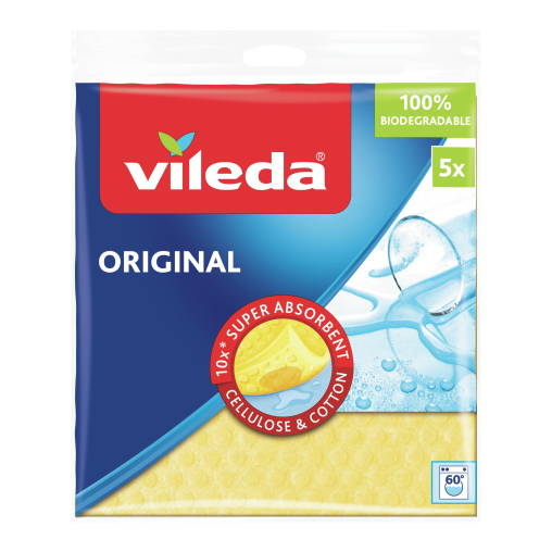 Vileda Aqua Original Super Absorbent Schwammtuch