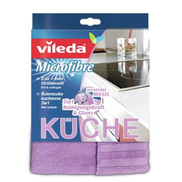 Vileda Microfaser Küchentuch 2in1