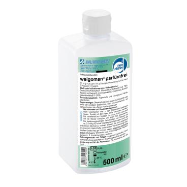 Dr. Weigert neodisher® weigoman Händedesinfektion, parfümfrei