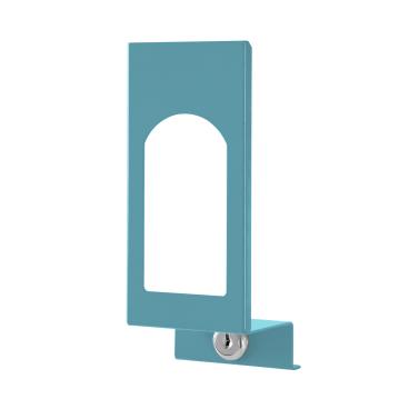 TEMDEX® Sanpure® Frontblende mit Sichtfenster