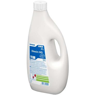 ECOLAB Diesin HG Desinfektionsreiniger 2 l - Flasche (1 Karton = 3 Flaschen)